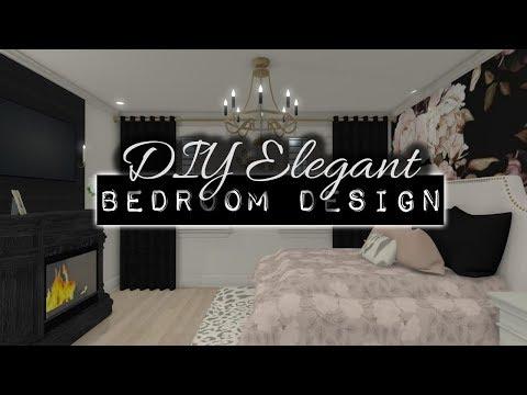 Elegant Feminine Bedroom   DIY & Home Design