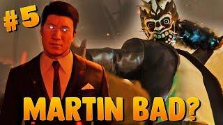 HOLD UP...MARTIN IS BAD? WHAAAAAAAT?!! | Marvel's Spider-Man #5