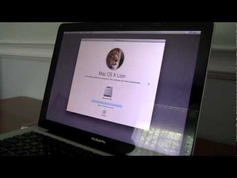How to do a Clean Install of Mac OS X Lion