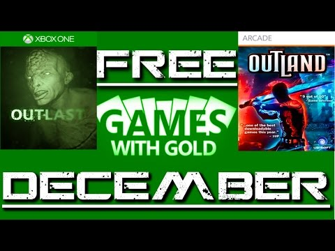 Free Games With Gold December 2016 REVEALED!