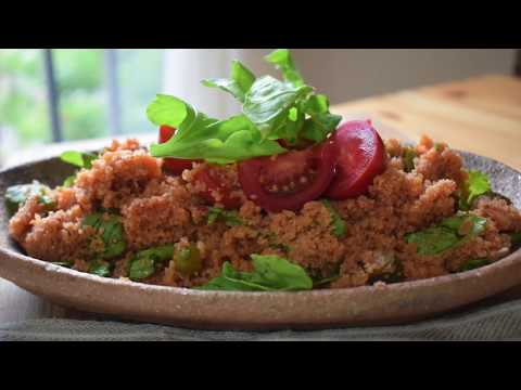 How to Make Kısır (Turkish Couscous) at Home