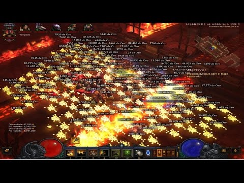Diablo 3 truco del oro, hack golden
