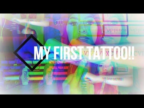 My First Tattoo!!