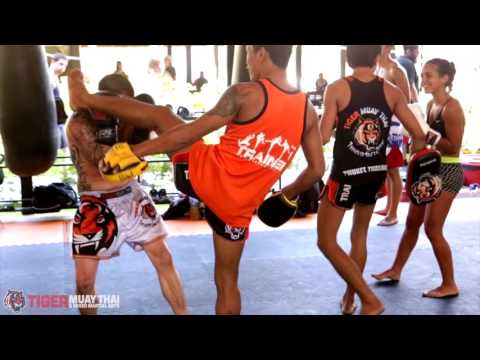 Advanced Muay Thai