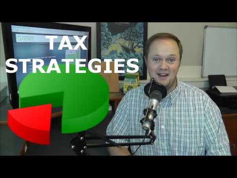 Tax Planning Strategies - My thoughts and simple Tax Advice