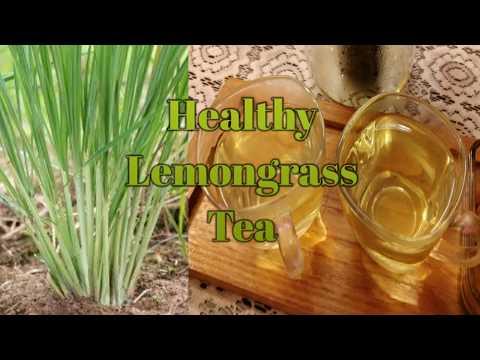 How to make Lemongrass Tea | Lemongrass Tea| Healthy herbal tea| Weight loss tea