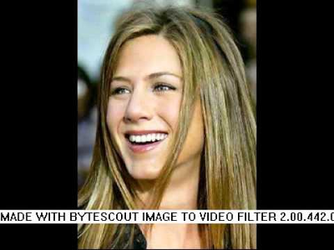 Jennifer Aniston New Haircut in 2011