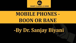 Mobile Phones A Boon Or Bane In Hindi