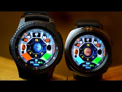Samsung Gear S3/Gear Sport Digital Animated Watch Faces FREE Coupon Giveaway! - Jibber Jab Reviews!