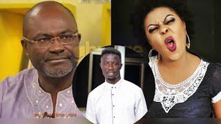 Kwaku Manu Aggressive Talk On KENNEDY AGYAPONG AND AFIA SCHWARZENEGGER 🚨🔥❤