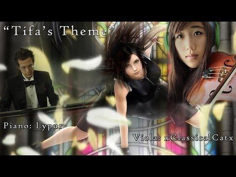 Tifa's Theme: FF VII  Piano & Viola
