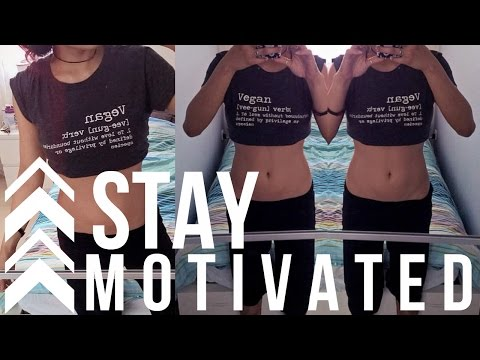 VEGAN Diet: How to STAY Motivated | Diet Tips | Healthy Weight Loss | Motivation | WhoIsSophrosyne