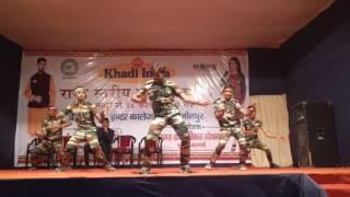 The best Dance indian fauji