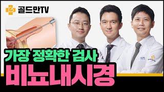 【비정상토크】 비뇨내시경(방광내시경, 요관내시경), 직접 보기 때문에 가장 정확한 검사, 치료까지 동시에