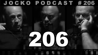 Jocko Podcast 206 w/ Dick Thompson - The Stress Effect. Why Good Leaders Make Dumb Decisions