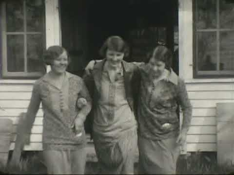 Dr. Kent Darrow's Home Movies, circa 1920s-1930s