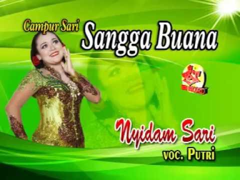 Lirik Lagu NYIDAM SARI (Bowo) Langgam Karawitan Campursari - AnekaNews.net