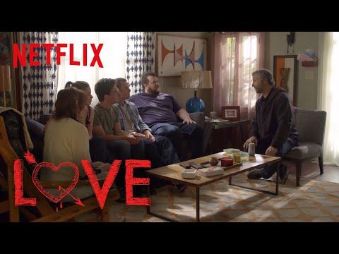 Love | Behind the Scenes: 20 Year Pickup | Netflix
