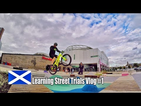 Learning Street Trials Episode #1