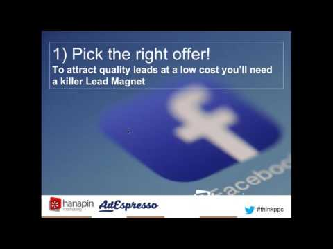 4 Effective Strategies for Facebook Lead Gen Ads