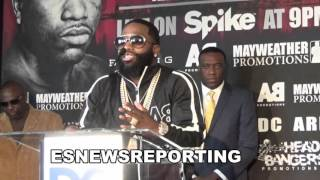 Download adrien broner goes off on tmt and floyd mayweather EsNews Boxing Video