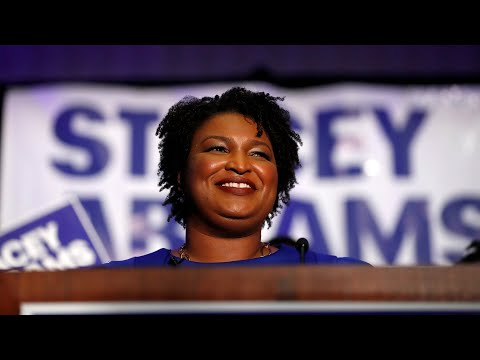 Stacey Abrams celebrates victory in Georgia: 'No one is unseen, no one is unheard'
