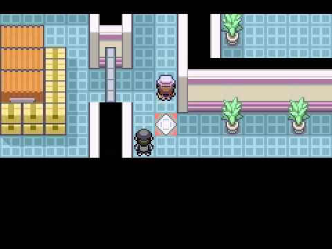 How to get the Card Key in Pokemon Fire Red