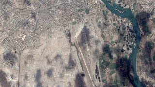 Satellite Imagery: The Islamic State