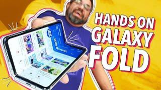 GALAXY FOLD: HANDS ON!