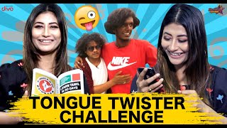 Tamil Tongue Twister Challenge ft. Sunita | Sunita Xpress