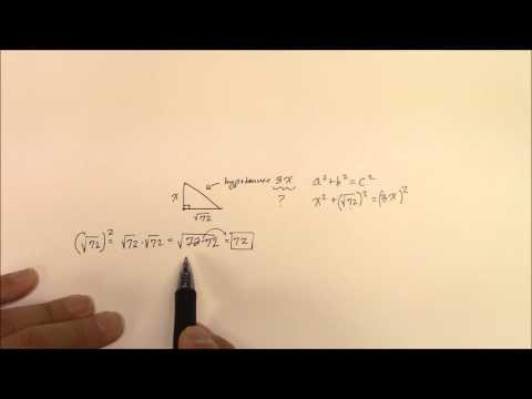 IH 006 Pythagorean Theorem Problem #22