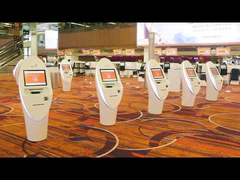 Jetstar Asia Moves to the heart of Changi Airport T1