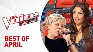 BEST of APRIL 2019 in The Voice