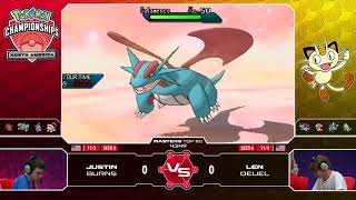 2018 Pokémon North America International Championships: VG Masters Top 8, Match C