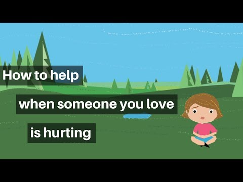 How to help someone you love who has depression