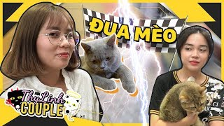 Thử thách Đua mèo và hình phạt Hát giữa đám đông || ThyLinh Show - Tập 3