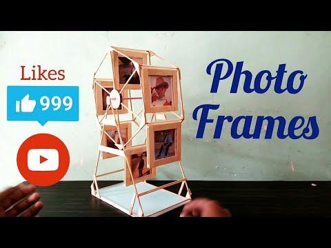 How to make ferri wheel photo frame