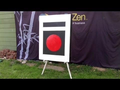 5 Ways Not to Make an Archery Target