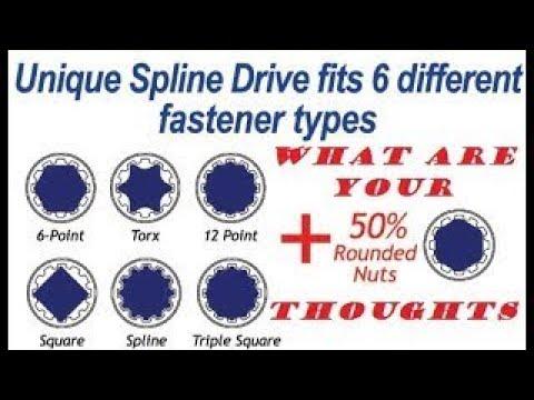 6 point vs. 12 point sockets!!