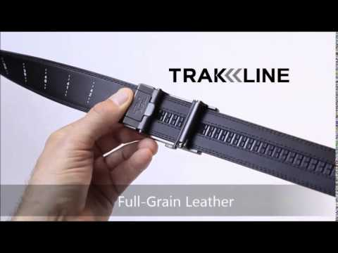 Trakline Automatic Men's Leather Belt
