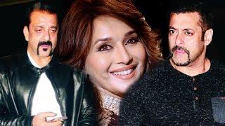 UNBELIEVABLE! Madhuri Dixit RESPONSIBLE For Salman Khan & Sanjay Dutt