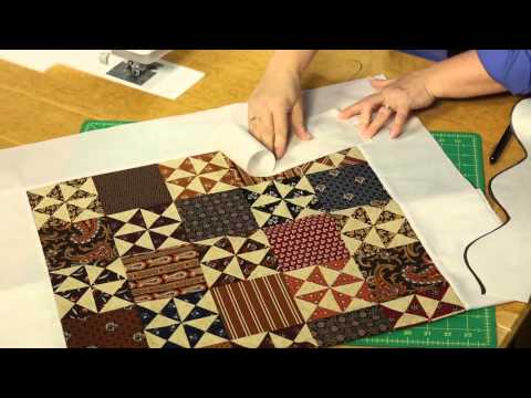 Sew Easy: Wavy Quilt Borders for Every Size Quilt