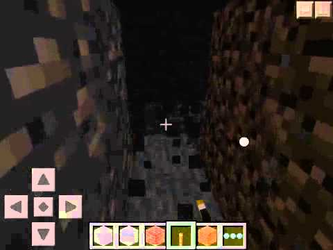 How to find diamonds in minecraft pe 0.7.1 work 100%