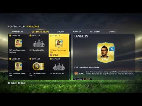 Fifa 15 Loan Players