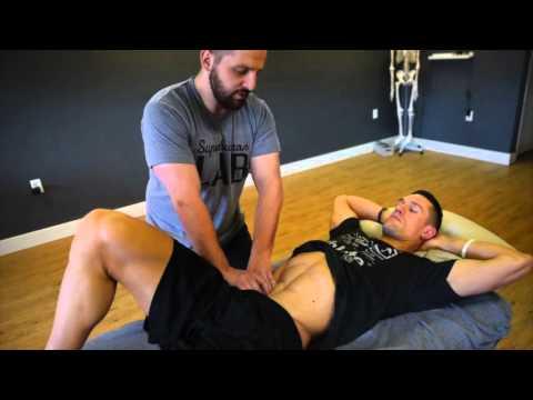 Sports Massage: Psoas Work
