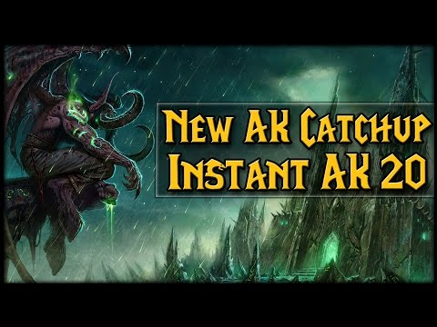 New Artifact Power Catch Up! Instant Knowledge Level 20!