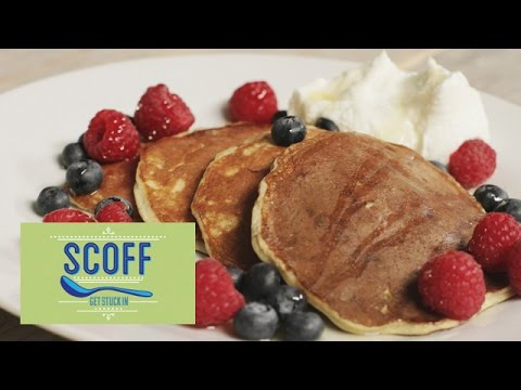 Protein and Berry Pancakes Recipe | Joe Wicks The Body Coach