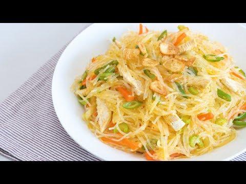 Pancit Sotanghon Guisado Recipe | Yummy Ph