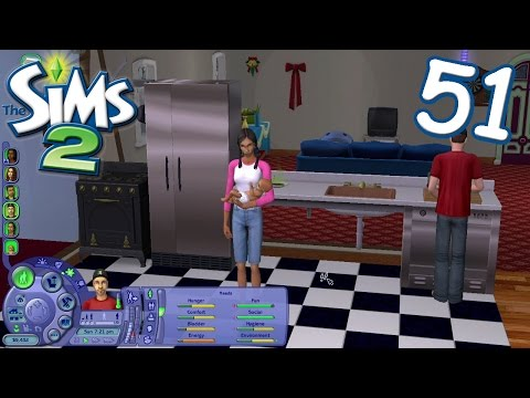 The Sims 2 Part 51 - Baby Mess