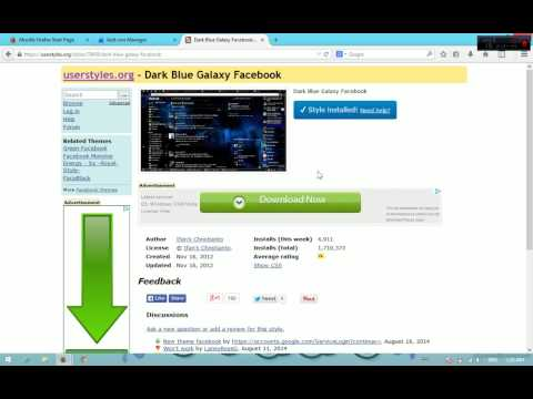 Mozilla Firefox tutorial How to install themes